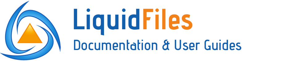 LiquidFiles Documentation